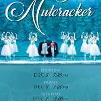 THE NUTCRACKER Announced At WYO Theater