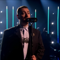 VIDEO: Sam Smith Performs 'Diamonds' on THE LATE LATE SHOW Photo