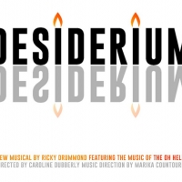 Monumental Theatre Company Presents DESIDERIUM: A Reading of A New Musical Special Offer