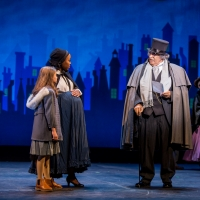 "BWW Review: A CHRISTMAS CAROL ��"" THE MUSICAL at Crossroads Theatre Company is a Gran Photo"