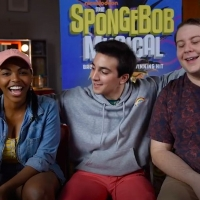 VIDEO: Get a Peek Behind the Curtain With the Touring Cast of THE SPONGEBOB MUSICAL