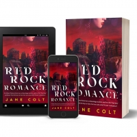 Jane Colt Releases New Steamy Romance RED ROCK ROMANCE Photo
