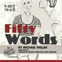 St. Louis Actors' Studio Presents FIFTY WORDS, 9/20-10/6 Photo