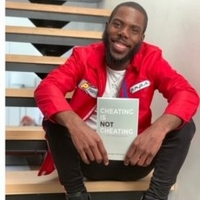Author Naiym 'Wolf' Dingle Releases Relationship Book CHEATING IS NOT CHEATING Photo