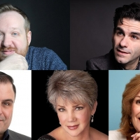 BWW Previews: Upcoming Guests Announced for Michael Kirk Lane's CABARET CONVERSATIONS Photo