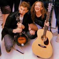 Micaela Diamond and Nathan Salstone Will Perform an Online Birthday Celebration Concert Au Photo