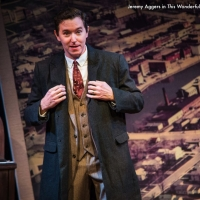Jeremy Aggers Steps Back into THIS WONDERFUL LIFE at the Aurora Theatre Interview