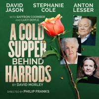 David Jason, Stephanie Cole and Anton Lesser Will Lead Reading of A COLD SUPPER BEHIN Photo