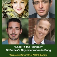 BWW NEWS: Mabel Mercer Foundation Presents St. Patrick's Themed Concert LOOK TO THE R Photo