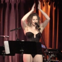 VIDEOS: The Skivvies Return to the Green Room 42 With Matt Doyle, Nate Hopkins, and Diana Photo