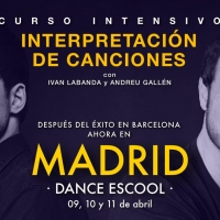 BWW Spain Instagram Directo con Andreu Gallén e Iván Labanda en DANCE ESCOOL Photo