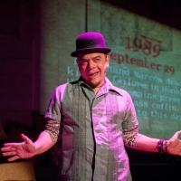 Ma-Yi Theater Honors Activist Carlos Celdran by Streaming LIVIN' LA VIDA IMELDA Photo