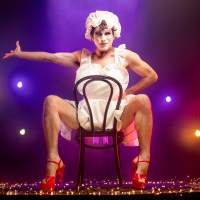BWW REVIEW: 45 Years After Her Debut, Betty Blokk-Buster Returns To The Stage With BE Photo