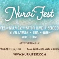 New Festival NuraiFest Heads to Zaya Nurai Island