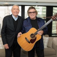Don McLean To Be The Focus Of The Big Interview With Dan Rather Photo