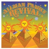 The Allman Family Revival Announces Third Edition