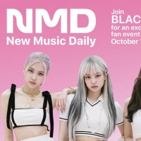 Apple Music and BLACKPINK Host Exclusive 'New Music Daily Presents' Live-Stream Listening Photo