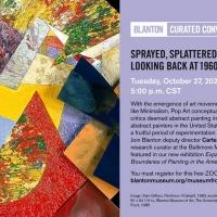 Blanton Museum of Art Presents Curated Conversations This Week