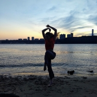 Choreographer Beth Jucovy Presents Multi-Disciplinary Art Film EVENING Photo