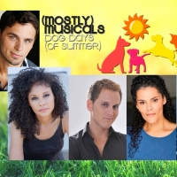 Casting Announced For (mostly)musicals DOG DAYS Of Summer At Feinstein's At Vitello's Photo
