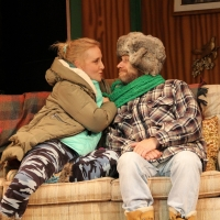 A SLIPPERY SLOPE - An American Farce Is On Stage Now at the Barn Theatre School Photo