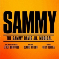 Giles Terera Will Lead SAMMY, The Sammy Davis Jr. Musical Article
