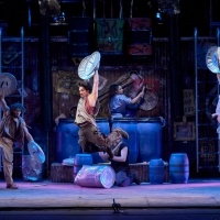 International Percussion Sensation STOMP Returns To The Soraya In February