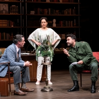 BWW Review:  Arena Stage's CELIA AND FIDEL An Emotionally Taut, Gripping Piece of Rev Photo
