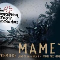 Great Barrington Public Theater to Present East Coast Premiere of New David Mamet Pla Photo