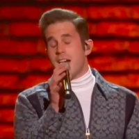 VIDEO: Watch Ben Platt Perform 'I Sing The Body Electric' at the GRAMMYs! Video