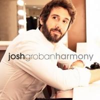 Josh Groban Announces New Album 'Harmony' Photo