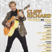 Cliff Richard Announces THE GREAT 80 TOUR