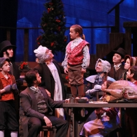A CHRISTMAS CAROL, THE MUSICAL Opens At Actors' Playhouse
