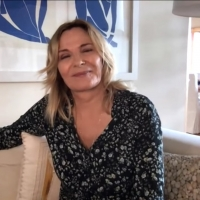 VIDEO: Kim Cattrall Talks About Her Near-Death Experience on THE KELLY CLARKSON SHOW Photo