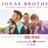 Jonas Brothers Wrap Historic 'Happiness Begins Tour' With Over 1 Million Tickets Sold