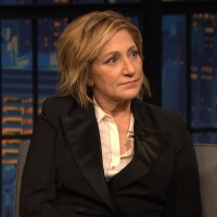 VIDEO: Edie Falco Talks About Shooting TOMMY on LATE NIGHT WITH SETH MEYERS