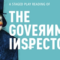 THE GOVERNMENT INSPECTOR Announced at The Little Theatre Photo