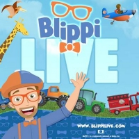 BLIPPI LIVE Comes to DPAC in February