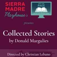 Virtual Off the Page Presents COLLECTED STORIES Photo