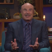 VIDEO: Watch Dr. Phil Interviewed on THE LATE LATE SHOW Video