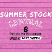Student Blog: Summer Stock Central: Step #7 | Navigate The Callback Photo