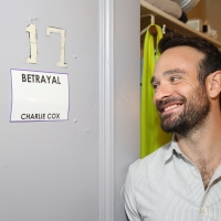 Debut of the Month: Charlie Cox Makes His Broadway Debut in BETRAYAL Photo