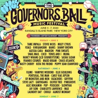 Governors Ball Announces By-Day Lineup + Single-Day Tickets Photo
