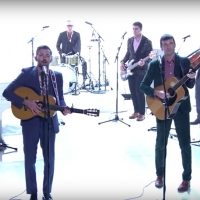 VIDEO: The Avett Brothers Perform 'Tell the Truth' on THE TONIGHT SHOW