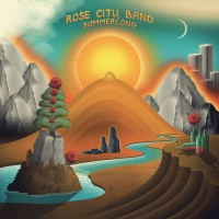 Rose City Band Announce New Album SUMMERLONG