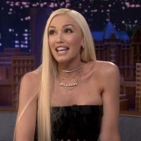 VIDEO: Gwen Stefani Talks THE VOICE on THE TONIGHT SHOW!