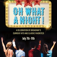 Theatre Raleigh Kicks Off the 2021 Season with OH, WHAT A NIGHT Photo