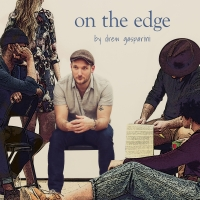 Drew Gasparini Releases New Single 'On The Edge' Featuring Bonnie Milligan