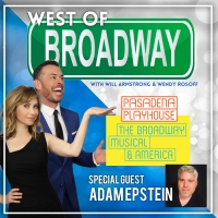 Podcast: West of Broadway- Musical Theater and America with Adam Epstein Photo