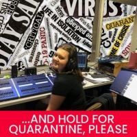 BWW Blog: ...And Hold for Quarantine, Please! Photo